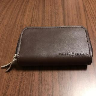 アーバンリサーチ(URBAN RESEARCH)の【中古】雑誌付録アーバンリサーチのキーケース付き財布(キーケース)