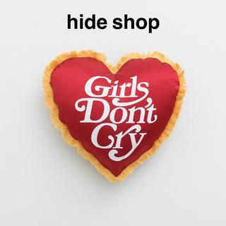 シュプリーム(Supreme)のhumanmade × girls don't cry (クッション)