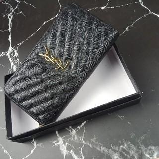 c7423de74033 イブサンローラン(Yves Saint Laurent Beaute) レザー 財布(レディース ...