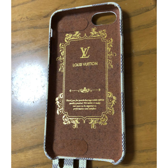 iphone8 ケース ルーニーテューンズ / LOUIS VUITTON - ルイヴィトン iPhoneケースの通販 by まー's shop|ルイヴィトンならラクマ