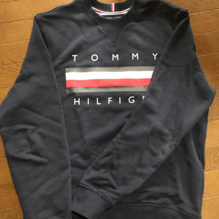 トミーヒルフィガー(TOMMY HILFIGER)のトミーヒルフィガートレーナー スウェット(スウェット)