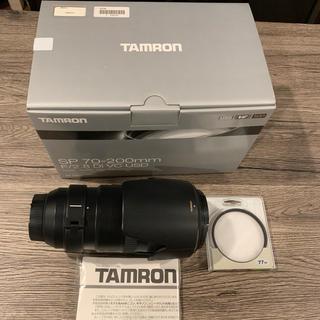TAMRON - 【最終】Tamron 70-200 F/2.8