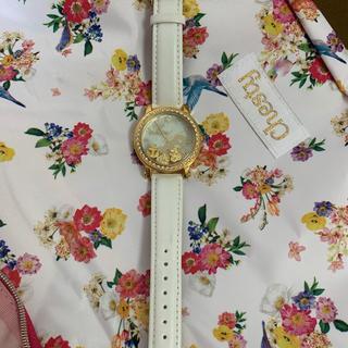 ダッフィー(ダッフィー)の香港ディズニーランド ダッフィー 腕時計(腕時計)