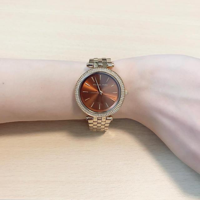 86090b24b5c6 Michael Kors(マイケルコース)のマイケルコース 腕時計 レディースのファッション小物(腕時計