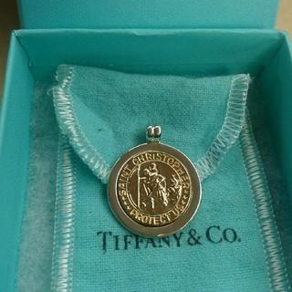 ティファニー(Tiffany & Co.)のティファニーペンダントトップ セントクリストファー(ネックレス)