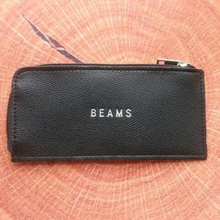 ビームス(BEAMS)のBEAMS極薄財布/未使用(折り財布)