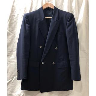 ディオール(Dior)のChristian Dior ジャケット ダブル ボタン テーラードジャケット(テーラードジャケット)