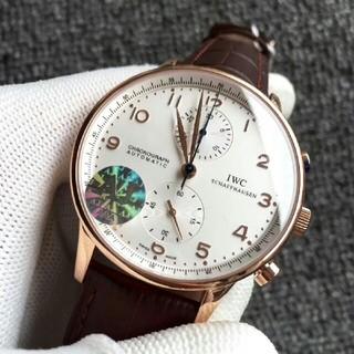 インターナショナルウォッチカンパニー(IWC)のIWC ポルトギーゼ クロノグラフ オートマチック(腕時計(アナログ))