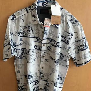 しまむら - 【新品タグ付き】和柄シャツ