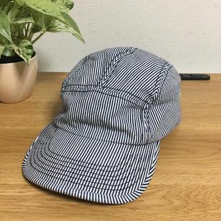 ユニクロ(UNIQLO)の【美品】ユニクロ 帽子 〜59cm(帽子)
