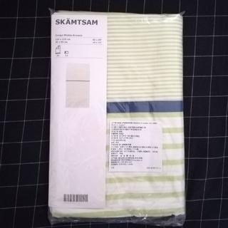 イケア(IKEA)の【新品未開封】イケア   IKEA   ベビー布団カバー & 枕カバー(シーツ/カバー)