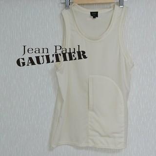 ジャンポールゴルチエ(Jean-Paul GAULTIER)のジャンポール・ゴルチエ  トップス(Tシャツ/カットソー(半袖/袖なし))