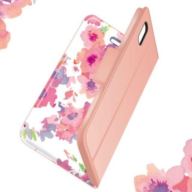 iPhone XR ウルトラ スリムケース・フラワーデザイン・ライトピンクの通販 by onemc's shop|ラクマ