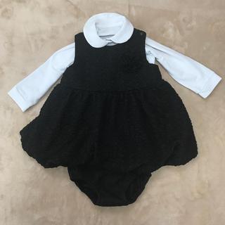 コムサイズム(COMME CA ISM)のフォーマル女児80サイズ(セレモニードレス/スーツ)