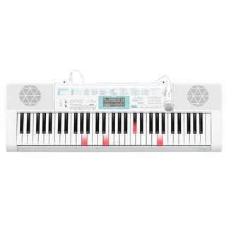 カシオ(CASIO)の【即発送】CASIO  LK128 光る鍵盤キーボード 61鍵盤(キーボード/シンセサイザー)