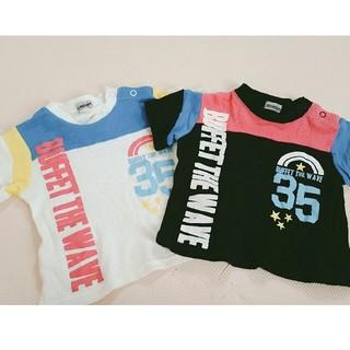 シマムラ(しまむら)のメッシュTシャツ 2枚(Tシャツ)