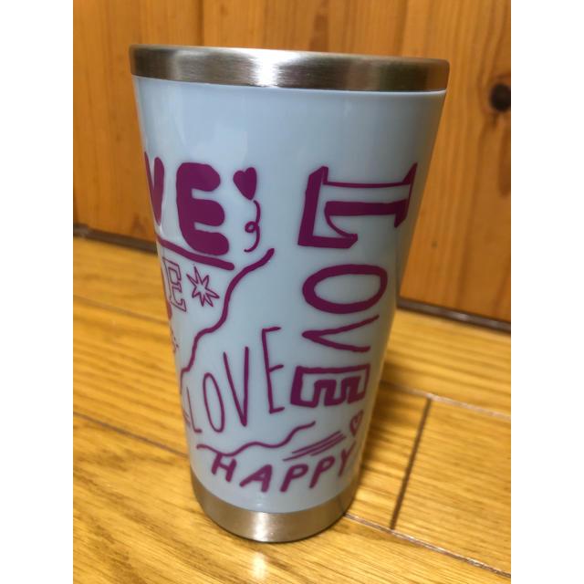 thermo mug(サーモマグ)のthermo mug ☆サーモマグ  プチタンブラー 猫 インテリア/住まい/日用品のキッチン/食器(タンブラー)の商品写真