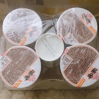 ニッシンショクヒン(日清食品)のカップヌードル味噌 ミニ(インスタント食品)