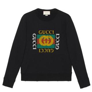 グッチ(Gucci)の【GUCCI】定価13万 新品未使用 グッチ スウェット Tシャツ バレンシアガ(スウェット)