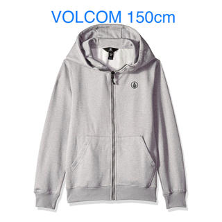 volcom - 新品 VOLCOM 撥水 スウェット パーカー US M 日本サイズ 150cm