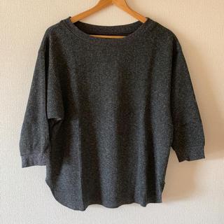 ユニクロ(UNIQLO)のユニクロ ワッフルT(Tシャツ(長袖/七分))