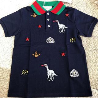 グッチ(Gucci)のレア❗️グッチチルドレン  ポロシャツ サイズ5(Tシャツ/カットソー)