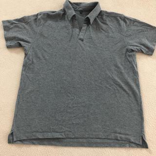 ムジルシリョウヒン(MUJI (無印良品))の無印✴︎メンズ ポロシャツ(ポロシャツ)