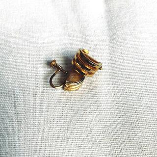 アッシュペーフランス(H.P.FRANCE)の専用出品◉vintage gold earring(イヤリング)