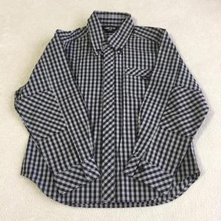 コムサイズム(COMME CA ISM)のコムサイズム チェックシャツ(ブラウス)