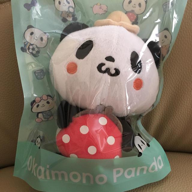 Rakuten(ラクテン)のRakutenお買い物パンダ⚛︎ぬいぐるみ エンタメ/ホビーのおもちゃ/ぬいぐるみ(ぬいぐるみ)の商品写真