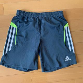 アディダス(adidas)のアディダス ハーフパンツ グレー 150cm(ウェア)