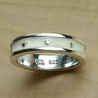 ジャスティンデイビス(Justin Davis)の美品 ジャスティンデイビス リング 18号(リング(指輪))