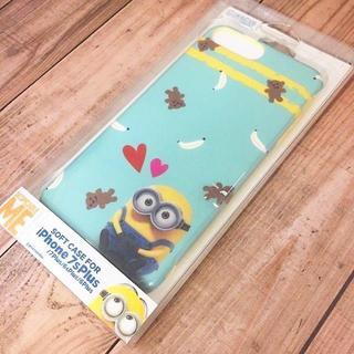 ミニオン(ミニオン)のミニオンズ iPhone 7Plus スマホケース MINI64A(iPhoneケース)