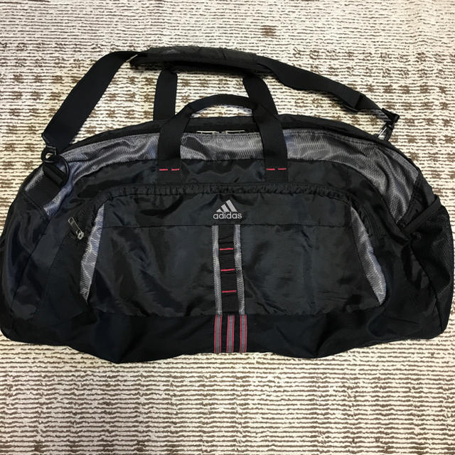 adidas(アディダス)のアディダススポーツボストンバッグ メンズのバッグ(ボストンバッグ)の商品写真
