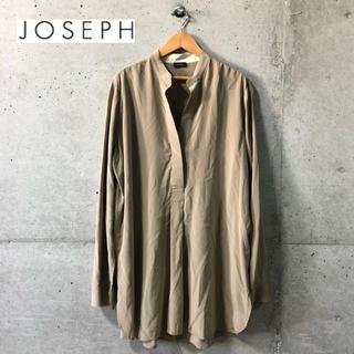 ジョゼフ(JOSEPH)の【JOSEPH】シルク素材 スキッパーブラウス 38(シャツ/ブラウス(長袖/七分))