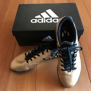 アディダス(adidas)のアディダスメッシ16.4TFJ23.0cm サッカー スパイク トレシュー(シューズ)