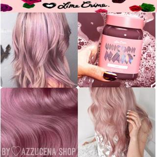 ライムクライム(Lime Crime)のLimecrime Unicorn Hair Sext 💗(カラーリング剤)