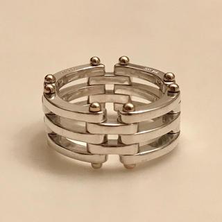 ティファニー(Tiffany & Co.)のTiffany&Co. 指輪 ゲートリング 約20号(リング(指輪))