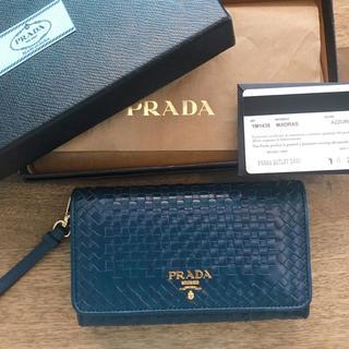 4a05b6290930 プラダ マドラス 財布(レディース)の通販 15点 | PRADAのレディースを ...