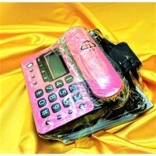 パイオニア(Pioneer)の固定電話機 Pioneer TF-SD10 (親機のみ) ピンク(その他 )