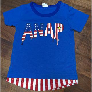 アナップキッズ(ANAP Kids)のANAP kids 90 Tシャツ(Tシャツ/カットソー)
