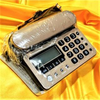 パイオニア(Pioneer)の固定電話機 Pioneer TF-SD10 (親機のみ) キャメル(その他 )