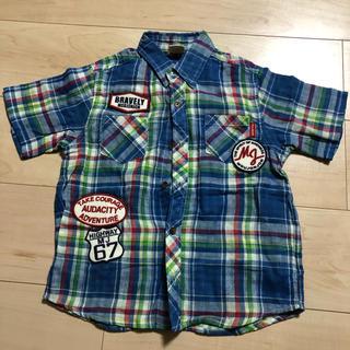 ムージョンジョン(mou jon jon)のMoujonjon 半袖シャツ 110(Tシャツ/カットソー)