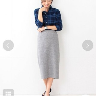 デミルクスビームス(Demi-Luxe BEAMS)のデミルクスビームス スカート(ロングスカート)