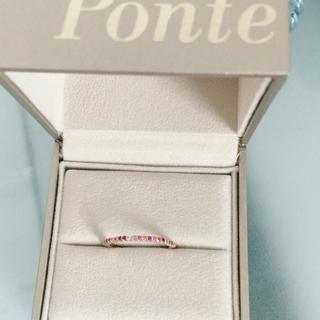 PonteVecchio - ポンテウェキオ 指輪