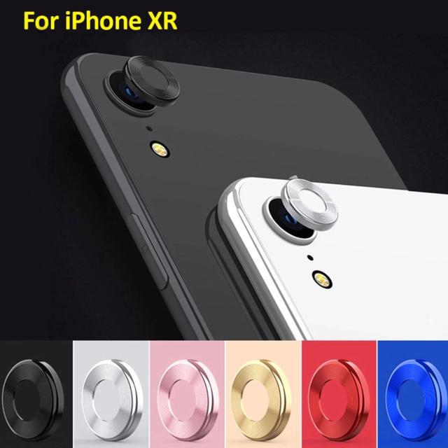 iPhone XR [Lens Bumper] カメラレンズ保護アルミフレーム の通販 by bong's shop|ラクマ