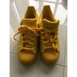 アディダス(adidas)の新品adidas アディダス スーパースター イエロー(スニーカー)