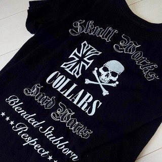 JACKROSE - COLLRS スカルワークスTシャツ