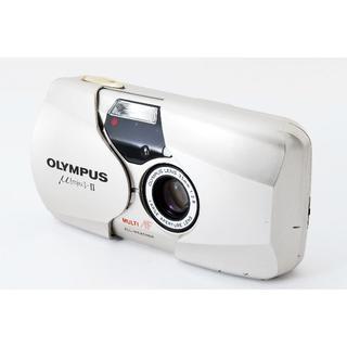 オリンパス(OLYMPUS)の★希少な良品★オリンパス μ-II ミュー II 35mm F2.8(フィルムカメラ)