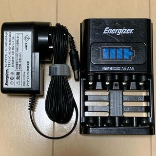 エナジャイザー(Energizer)の【激レア】 エナジャイザー 国内版 1時間 急速充電器 CH1HR3 動作確認済(模型/プラモデル)